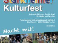 Plakat Kulturfest 2019