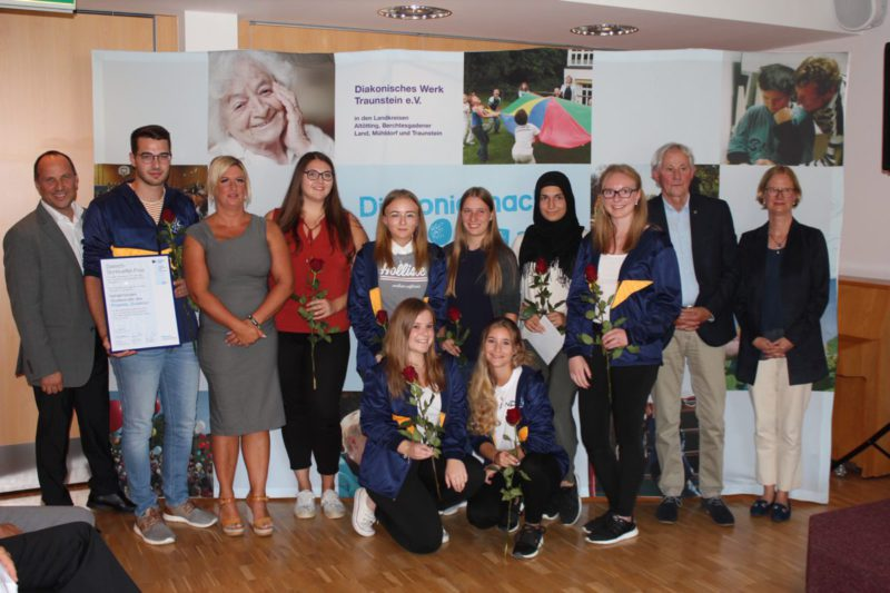 Verleihung Bonhoeffer-Preis 2019