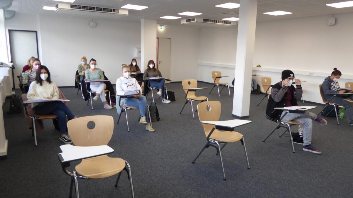 Unterricht Am Campus Mühldorf Der TH Rosenheim